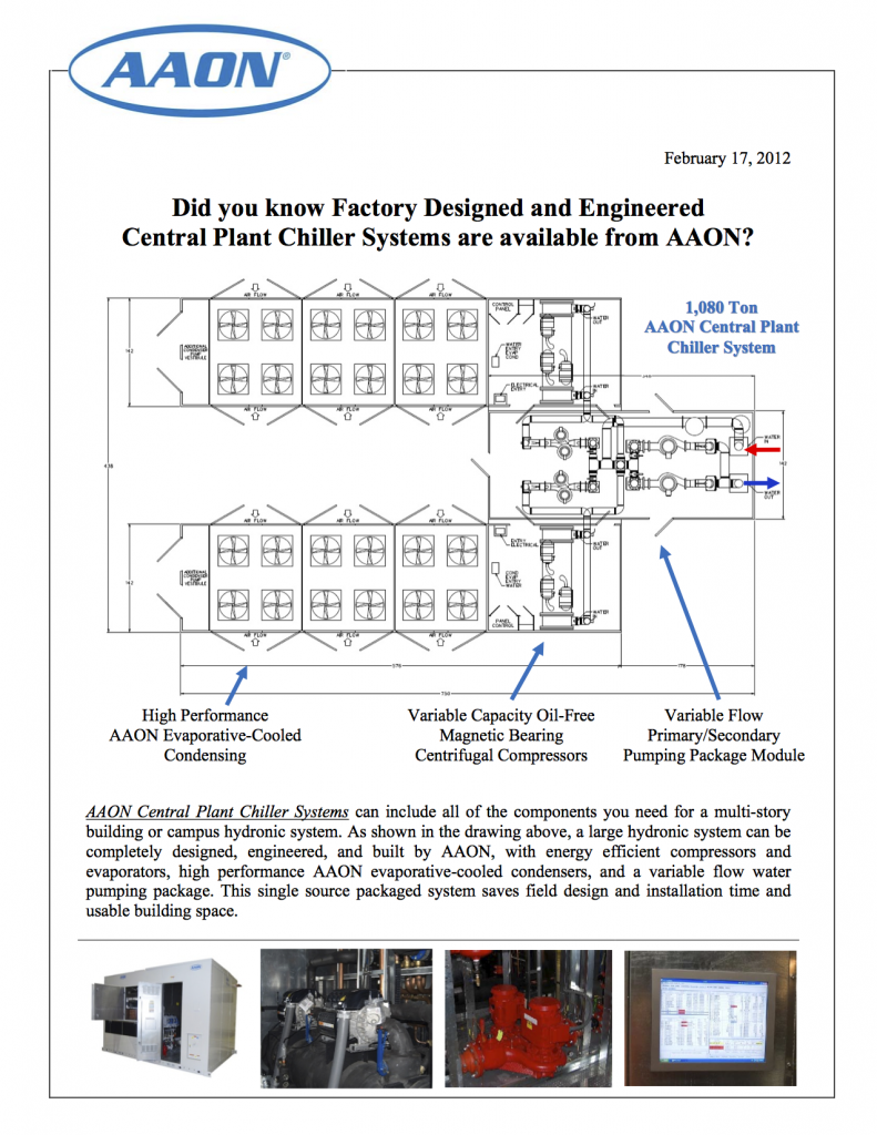AAON_Did_You_Know_Central_Plant_120217 copy 791x1024 samsung introduces dvm s with higher efficiencies! h c nye co aaon rooftop units wiring diagram at crackthecode.co