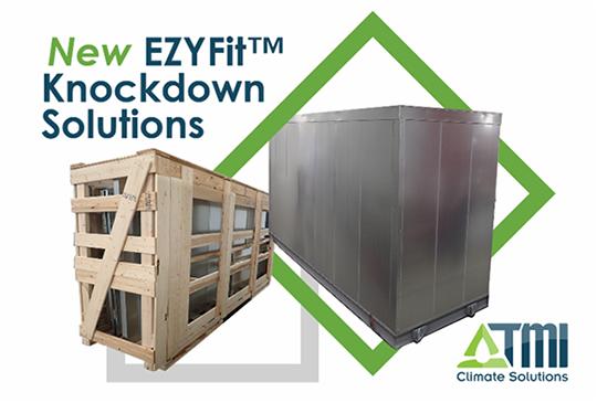 TMI NEW EZYFIT KNOCKDOWN SOLUTIONS