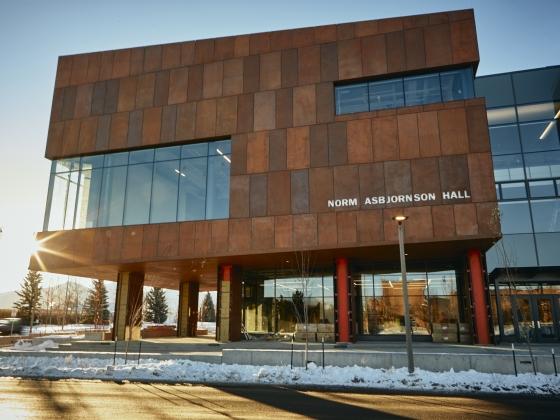 Norm Asbjornson Hall